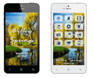 Willow Springs Assembly of God App